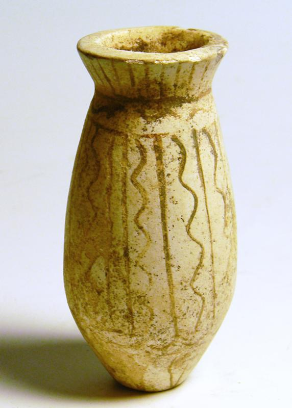 Egyptian Faience Vase