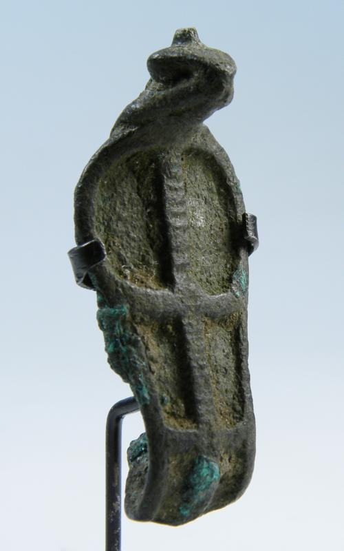 Egyptian Bronze Uraeus