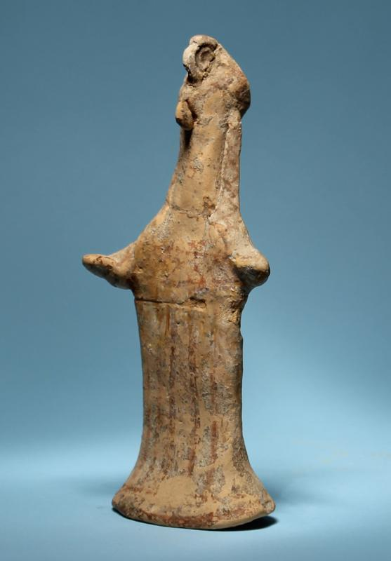 Boeotian Terracotta Goddess Idol