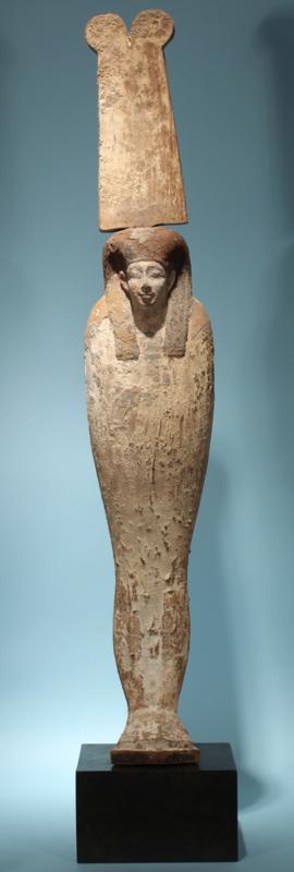 Egyptian Wood Ptah-Sokar-Osiris