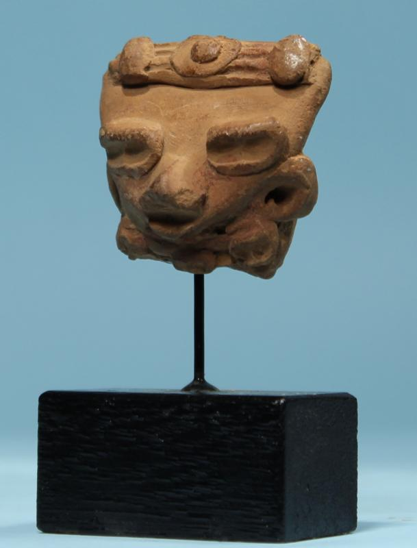 Chiriqui Terracotta Head
