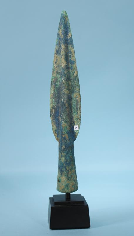 Villanovan Bronze Spear Blade