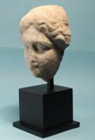 Greek Marble Head of a Woman