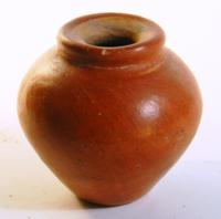 Jalisco Miniature Pottery Jar