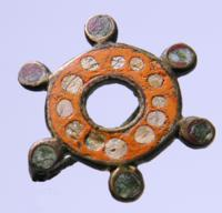 Roman Bronze Brooch