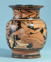 Apulian Red-Figure Oinochoe