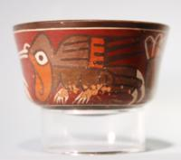 Nazca Hummingbird Bowl