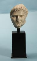 Roman Marble Head of Hadrian