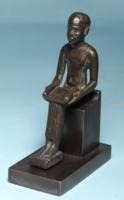 Egyptian Bronze Imhotep