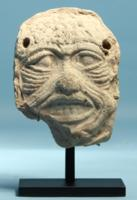 Old Babylonian Terracotta Plaque: Pazuzu