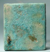 Egyptian Faience Plaque