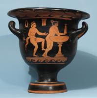 Apulian Greek Red-Figure Krater