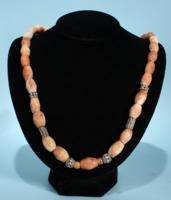 Judaean Jerusalem Stone Bead Necklace