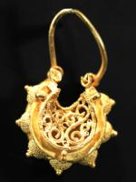 Islamic Gold Earring