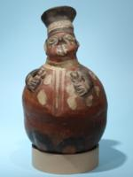 Chancay Spouted Vessel