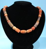 Maya Carnelian Necklace