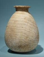 Egyptian Alabaster Vessel