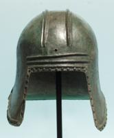 Greek Bronze Illyrian Helmet