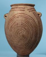 Egyptian Pre-Dynastic Terracotta Jar