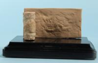 Mesopotamian Shell Cylinder Seal