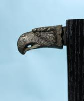 Roman Bronze Eagle Head