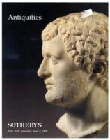 Sotheby's Auction Catalog, Sale # 7323, June 5, 1999