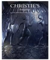 Christie's Auction Catalog, Sale 8568, December 18, 1996