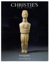 Christie's Auction Catalog, Sale 8684, May 30, 1997