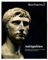 Bonhams Auction Catalog, October 23, 2013