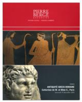 Pierre Berge Auction Catalog, December 15, 2010