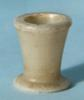 Egyptian Alabaster Cosmetic Vessel