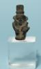 Egyptian Bronze Bes Amulet