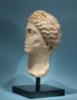 Roman Marble Head of Dionysos