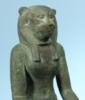 Egyptian Bronze Statuette of Sekhmet