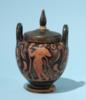 Apulian Red-Figure Lebes