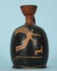 Attic Red-Figure Squat Lekythos