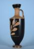 Attic Red-Figure Owl Lekythos