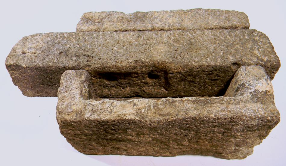 Canaanite Basalt Gate Lock
