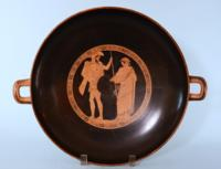 Attic Red-Figure Kylix by Douris